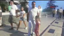 Küçükçekmece'de minibüste unutulan 5 yaşındaki kız çocuğu