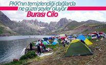 Doğaseverlerin uğrak noktası: Cilo Dağı