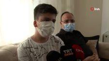 Elazığ'da 11 yaşındaki çocuk davet etti, Vali Erkaya Yırık icabet etti