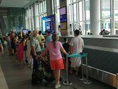 İstanbul havalimanlarında dönüş yoğunluğu