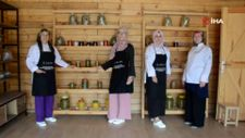 Ordu'da ev kadınlarından yöresel ürünler pazarı