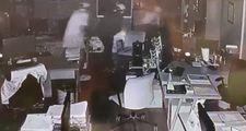 Tuzla'da çelik kasa hırsızları kameraya yakalandı
