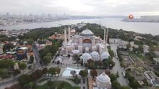 Vali Ali Yerlikaya'dan Ayasofya Camii paylaşımı