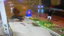 İzmir'de el bombası paniği: Benzinliğe atıp kaçtı