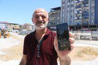 Malatya'da kablo çalan hırsız, unuttuğu telefonunu geri istedi