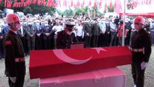 Şehit Fatih Güney, Ordu'da son yolculuğuna uğurlandı