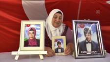 Oturma eylemini sürdüren Diyarbakır anneleri evlatlarını istiyor
