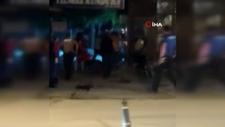 Afyonkarahisar'da hamamda bıçaklı sopalı kavga