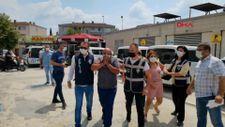 Bursa'da hırsızlık şüphelileri gazetecilere saldırdı