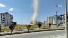 Elazığ'da hortum paniği