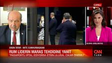 Ersin Tatar: KKTC'nin isminin değişikliğini düşünebiliriz
