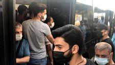 İstanbul'da haftanın ilk iş günü metrobüsler doldu taştı