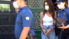 Oyuncu Ayşegül Çınar ve sevgilisi hakkındaki soruşturma tamamlandı