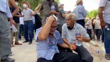 Tunus Meclisi yakınında toplanan gruplar arasında arbede