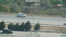 Adana'da trafik magandaları helikopterli takiple yakalandı
