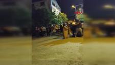 Arnavutköy'de çocukların kavgası aileleri birbirine düşürdü