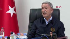 Hulusi Akar'dan Yunanistan'a 'silahlanma yarışı' tepkisi