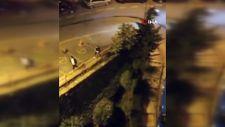 Kağıthane'de tartıştığı kişinin arkasından kurşun yağdırdı