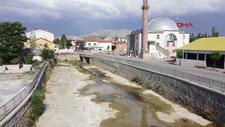 Kızılırmak'ı besleyen Tecer Irmağı kurudu