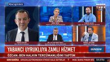 Tanju Özcan: Göçmenleri evinize alıp bakın