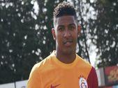 Aanholt 3 yıllığına Galatasaray'da