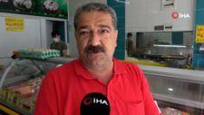Adana'da esnaf yüksek tavuk fiyatlarından dertli