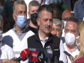 Bakan Bekir Pakdemirli, Manavgat yangınıyla ilgili PKK'yı işaret etti