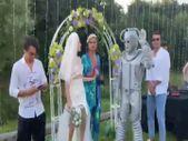 'Evleniyorum' demişti! Aleyna Tilki gelinliğini giydi, Cemal Can Canseven ile Ersay Üner'i şahit yaptı