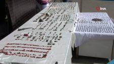 İstanbul'da binlerce tarihi eser yakalandı