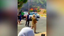 Manavgat'taki orman yangını, evlere sıçradı
