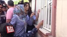 Evlat nöbeti tutan Ayşegül Biçer'i oğluna kavuşturan kararlı duruşu