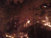 Mersin'de orman yangınları