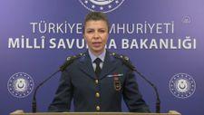 MSB: Bu yılın başından itibaren 1595 terörist öldürüldü