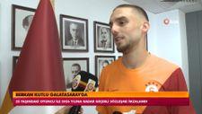 Berkan Kutlu: Türkiye'nin en büyük kulübüne geldiğim için çok mutluyum