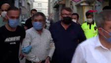 Eskişehir'de polise tüfek gösteren kişi hastaneye sevk edildi