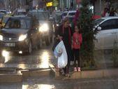 Hakkari'de sağanak yağmur etkili oldu