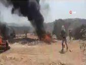 İsrail güçlerinden Nablus'ta Filistinlilere gerçek ve plastik mermili müdahale