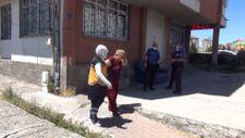 Kayseri'de annesini önce dövdü sonra rehin aldı