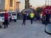 Konya'da bir eve silahlı saldırı düzenlendi