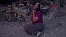 Manavgat'taki yangında feryat edenlerin yardımına koşuluyor