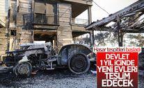 Murat Kurum: 2 bin 300 yapı yangından etkilendi