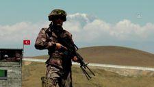 Özel Harekat, İran sınırında nöbette