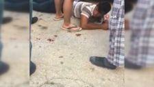 Bursa'da kız çocuğuna sandalye ile saldıran hırsız yakalandı