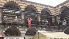 Diyarbakır'da tarihi mekanlar dolup taştı