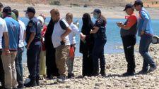 Kayseri'de baraj gölüne giren 3 kişi kayboldu