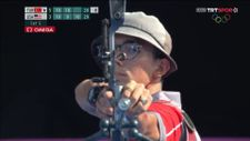 Mete Gazoz yarı finalde