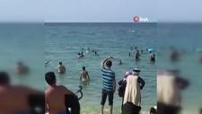 Arnavutköy'de boğulma tehlikesi geçiren genç