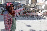 Gaziantep'te 5 katlı bina çöktü
