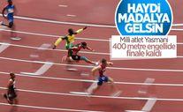 Milli atlet Yasmani Copello serisini 3. bitirdi