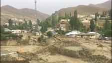 Van'da 6 evin yıkıldığı mahallede ikinci kez sel felaketi yaşandı
